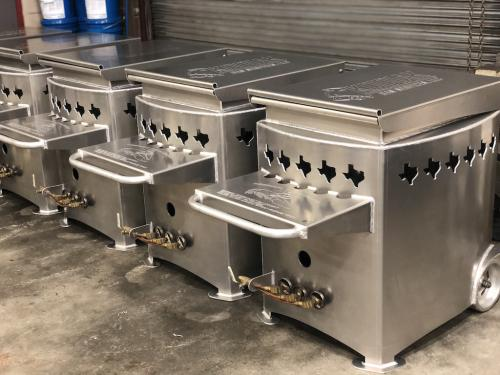 Venable Fabricators deluxe crawfish